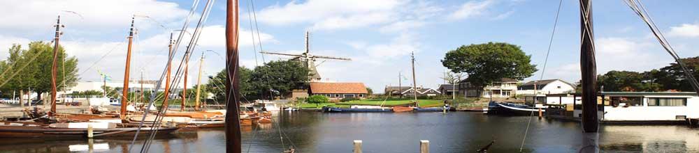 Special Feeling zeilvakanties in Harderwijk Vissershaven